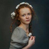 Портрет Катерины :: Екатерина Постонен