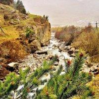Река Адыр-су :: Елена (ЛенаРа)