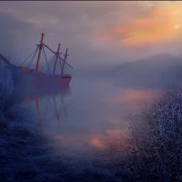 Последнее пристанище.. :: Виктор Перякин