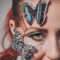 Бабочка :: Ольга Степанова