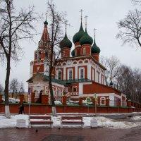 Ярославль. Церковь Михаила Архангела. :: Андрей Дурапов