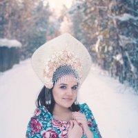 Зимняя сказка :: Миша Дмитренко