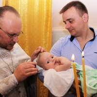 Крещение маленького Александра :: Таня Зайко