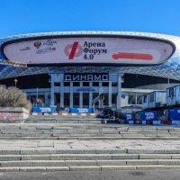 Новый стадион Динамо :: Сергей Лындин