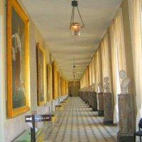 Галерея прихожая дворца Фонтебло :: Гала