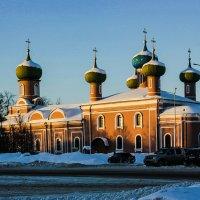 Спасо-Преображенский собор в г. Тихвине :: Сергей Кочнев