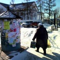 В Киржаче. :: Любовь