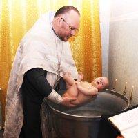 Крещение :: Таня Зайко
