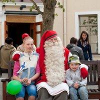 Дед Мороз и лето :: Stas Hodalev