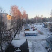 вид из окна :: константин Чесноков
