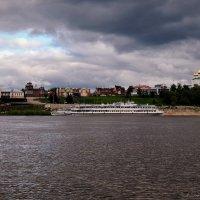 Тучи над городом встали... :: Вячеслав Маслов