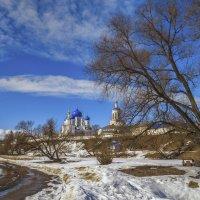 Март в Боголюбово :: Сергей Цветков