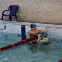 Один день в бассейне :: Василя Халиулина