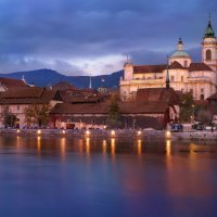 Solothurn, St.Ursen-Kathedrale :: Elena Wymann