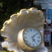 часы-ракушка :: ольга хакимова