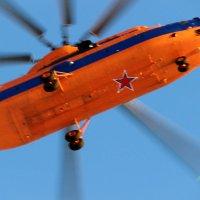Ми-26  Россия ВВС :: ast62