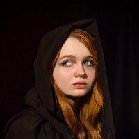 Грустный портрет :: Борис Лебедев