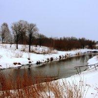 Весенний снег :: Нэля Лысенко