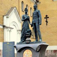памятник Николаю II   /1/ :: Сергей