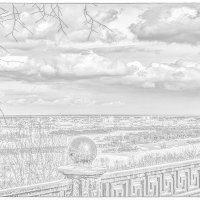 Мой белый город :: Микто (Mikto) Михаил Носков