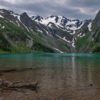 Верхнее Мультинское озеро :: Юрий Никитенко