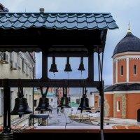 колокольчики Петровского монастыря :: Георгий А