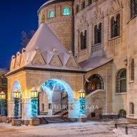 Вход в палаты Банка :: Юлия Батурина