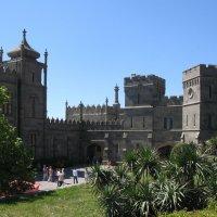 Воронцовский дворец в Алупке :: ИРЭН@ .
