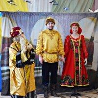 Спектакль Новгородская краса :: Ната57 Наталья Мамедова