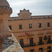 Прогулка по крышам  Пальма  де  Майорка :: Виталий Селиванов