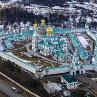 Ново-Иерусалимкий монастырь :: Георгий А