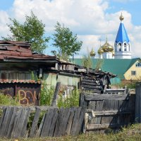 Обычный город :: Владимир Анакин