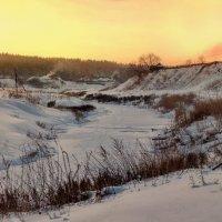Закат зимы :: Mike214