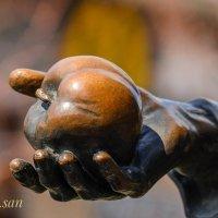 Городская скульптура. Краснодар. :: Ирина Комолова