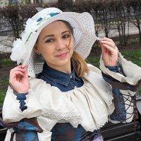 девушка в шляпке :: Олег Лукьянов
