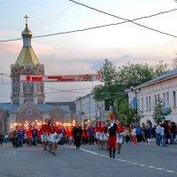 Факельное шествие :: Николай Варламов