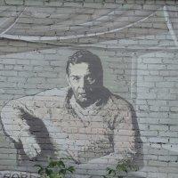 портрет на стене :: ольга хакимова