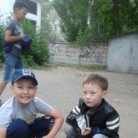 Друзья :: Мади Кадырханов