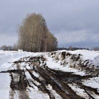 весенние дороги :: Алексей Логинов