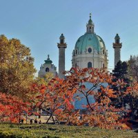 Осень в Вене :: Владимир Соколов