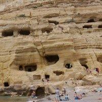 Пещеры Маталы :: Наталия Григорьева