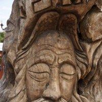 Лик старого дерева :: Наталия Григорьева