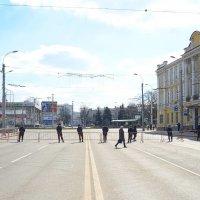 Крымская весна... Забористый праздник... Crimean Spring... Fence holiday... :: Сергей Леонтьев