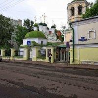 Храм Успения Пресвятой Богородицы в Путинках :: Игорь Белоногов