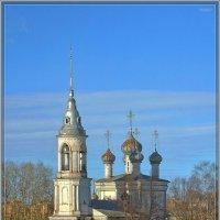 Церковь Сретения Господня :: Vadim WadimS67