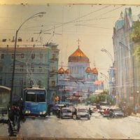 Москва :: Антон Завьялов