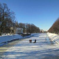 Река Мойка. :: Валентина Жукова