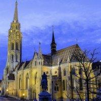 общий вид собора Матьяша :: Георгий А