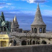 статуя первого короля Венгрии Иштвана :: Георгий А