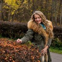 Осень :: Нина Кулагина